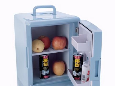 租房放不下大冰箱,怎么办?这种小冰箱最合适