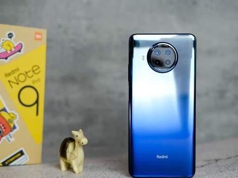 红米Note9 Pro上手轻体验,卢伟冰也太不讲武德了吧!