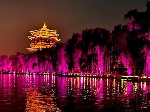 游览最纯正的大唐园林,感受唐朝文化的博大精深