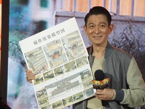 59岁刘德华32岁倪妮演情侣,两人互动太有爱,网友:男神永不老