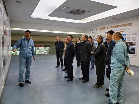国家应急管理部到川维调研风险监测预警系统