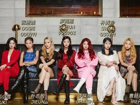 韩国新女团PURPLE K!SS于今日发行首支数字单曲