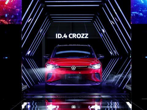 """揭密!一汽-大众首款纯电动SUV""""ID.4 CROZZ""""的魅力"""