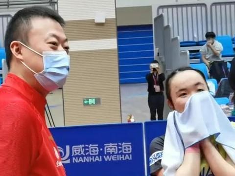 中国女乒队长丁宁再次输球!基本上要准备退役了!丁宁,再见!