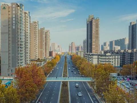 """行进在时光里的郑州管城区,正在进行一场惊艳的""""蝶变"""""""