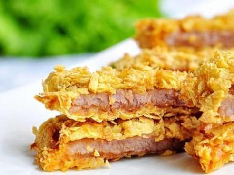 家常菜推荐:脆炸梅花肉、啤酒鱼块、三杯鸡、西兰花炒猪肚