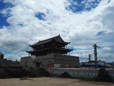 云南这座古城,与大理、丽江齐名