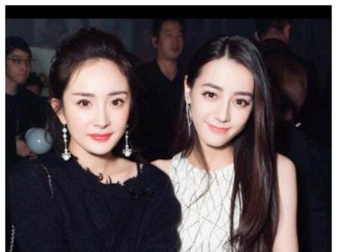 杨幂与迪丽热巴的关系真的有我们看到的那样好吗