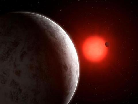 距离地球十光年,一颗红矮星,两个超级地球!可能已有高级生命!