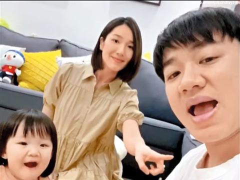 港媒曝王祖蓝带家人移居上海赚人民币,安排李亚男顶级医院生二胎