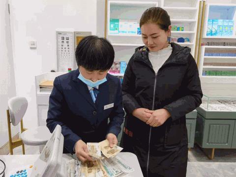 安泽农商银行:上门兑换零残币 用心服务获点赞
