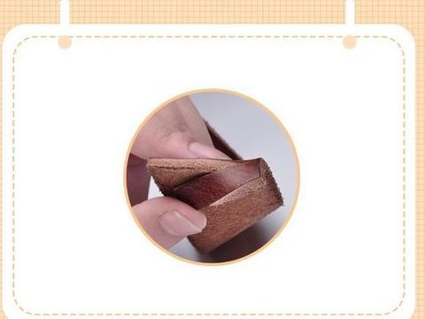 手工皮具制作第一步谈手工艺?不对!而是确定皮革裁取方向