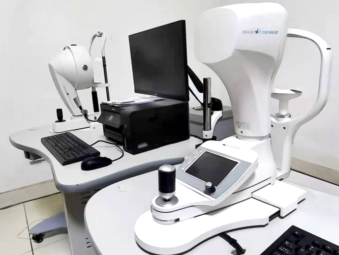 """引入""""黄金CP"""" !普瑞眼科近视手术风险控制进入生物力学时代"""