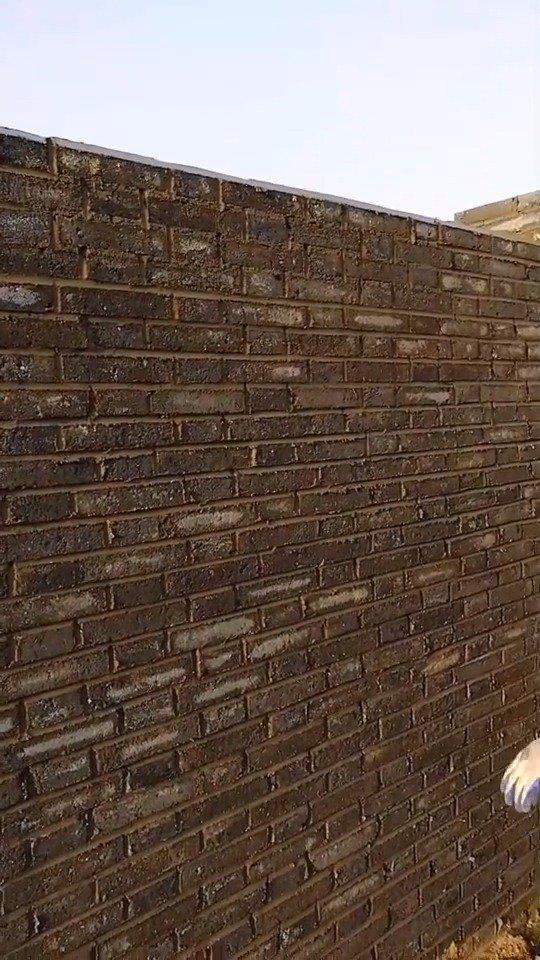 专业清水墙勾缝