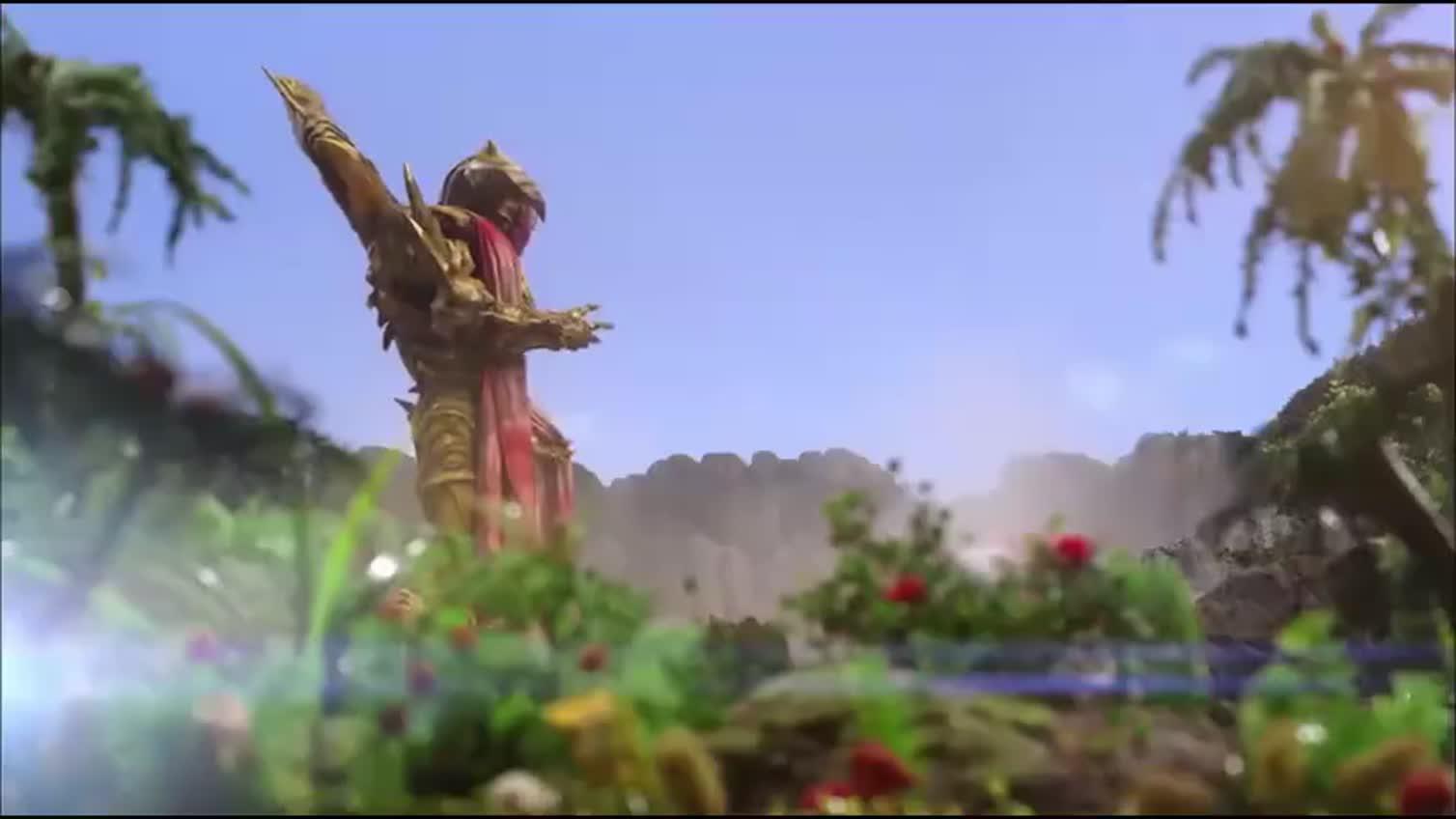 反派大合集之超时空魔神埃塔尔加