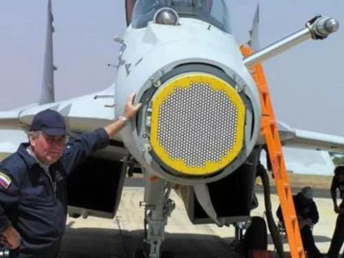 """俄苏-30SM上的神器,被认为是""""全世界功率最大""""的机载雷达!"""