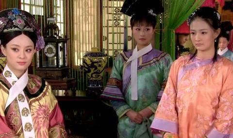 皇帝嘴上说想纳浣碧做禧常在,心里却是在试探甄嬛对嫁玉娆的态度