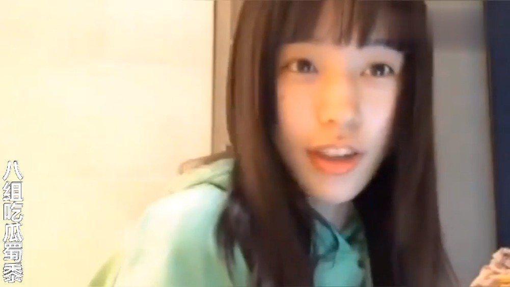 段小薇早年素颜的样子跟现在比,原来那会也是一个清纯少女啊…………