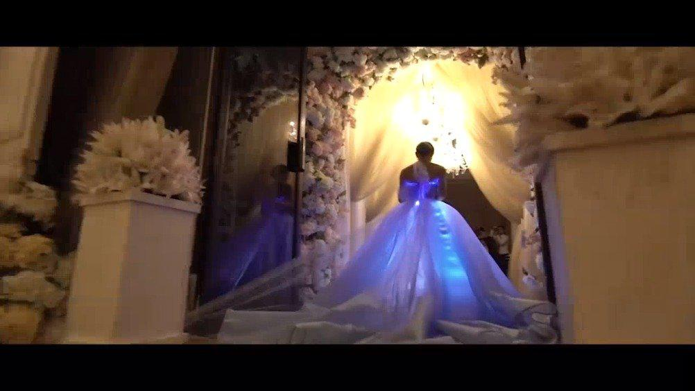 奢华的十八岁生日派对,梦幻的公主裙亮了