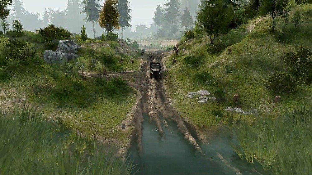 《旋转轮胎》推出中国乡村DLC