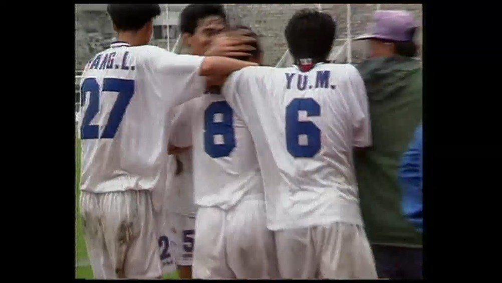 辽足往事 | 1995年甲A第九轮,辽足4-2大连万达,庄毅梅开二度……