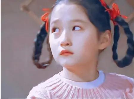 那些和小时候长得几乎一模一样的明星:关晓彤,宋祖儿,张子枫…