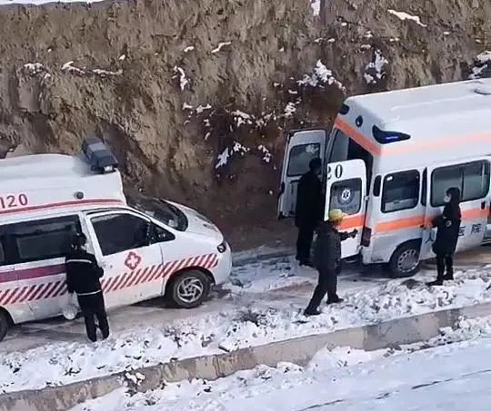 """陕西榆林:""""靖神铁路""""横山段发生铁路路内事故,致4人死亡"""