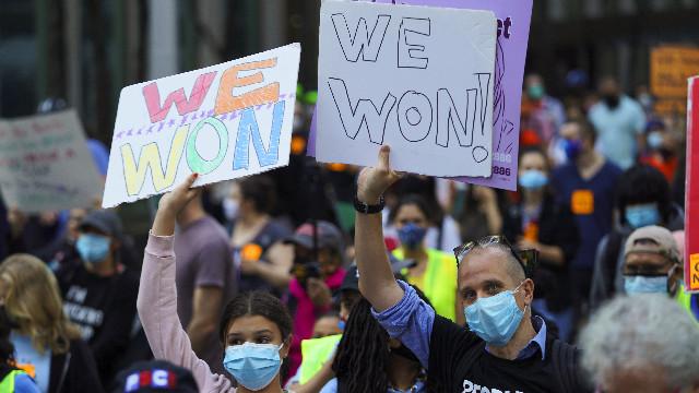 """通用汽车放弃支持特朗普政府对""""排放标准""""诉讼,转身力挺拜登?"""