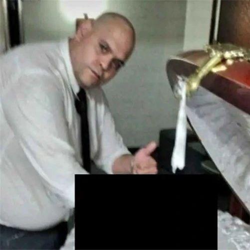 怒!马拉多纳遗体被人摸脸自拍,殡葬工遭解雇+死亡威胁