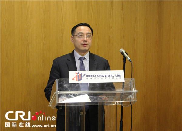 蔡润即将卸任中国驻葡萄牙大使,发公开信告别葡萄牙各界朋友图片