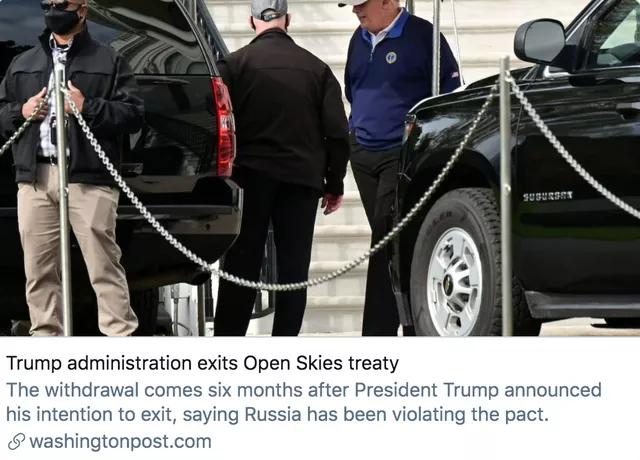 世界观 | 想退就退,想回就回?美国退的这个群让俄罗斯很生气