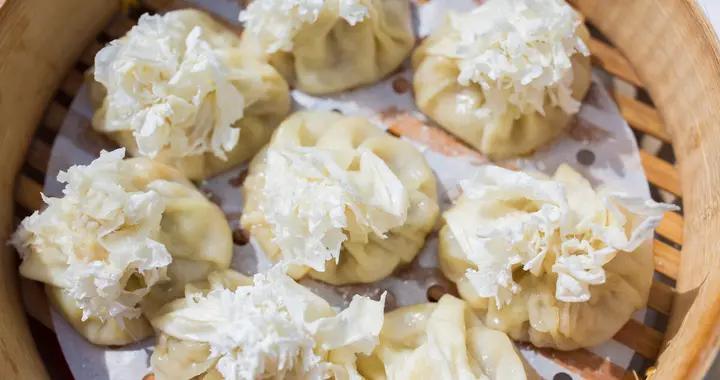 内蒙古美食——烧麦