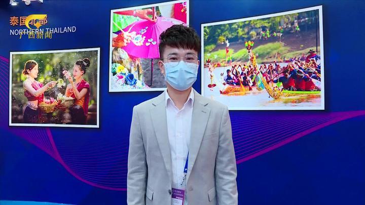 泰国: 泰式按摩吸人气 购买泰国产品有窍门 2020东博会探馆