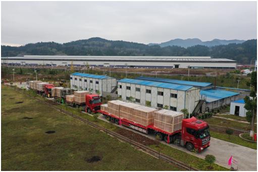石墨烯生产线落户重庆石柱工业园区 助力当地经济发展