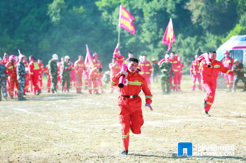 2020年广西森林防火演练竞赛结果揭晓  斯道拉恩索代表队获奖