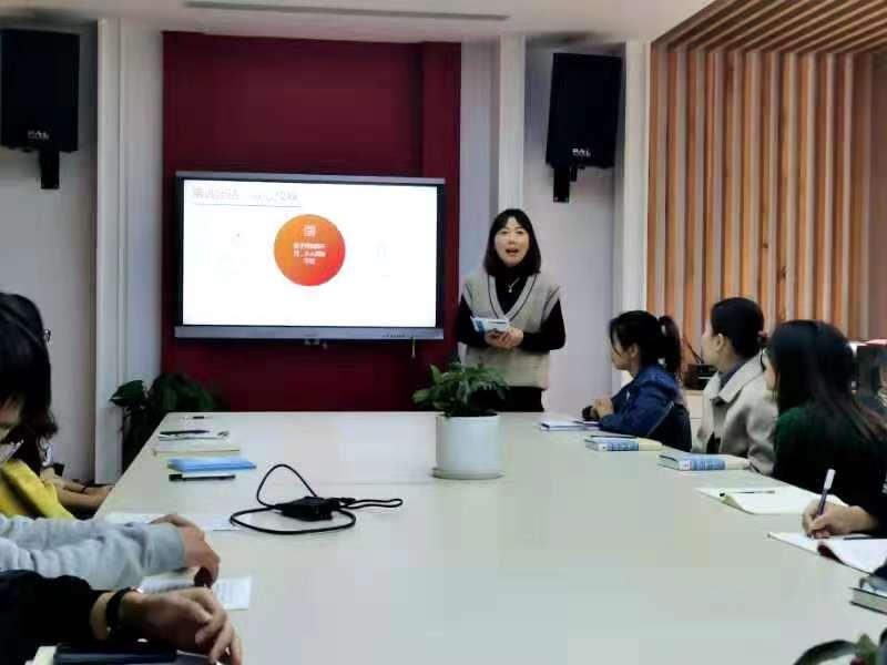 徜徉书海 智慧共享 东阳市第二实验小学教师阅读仍在行动