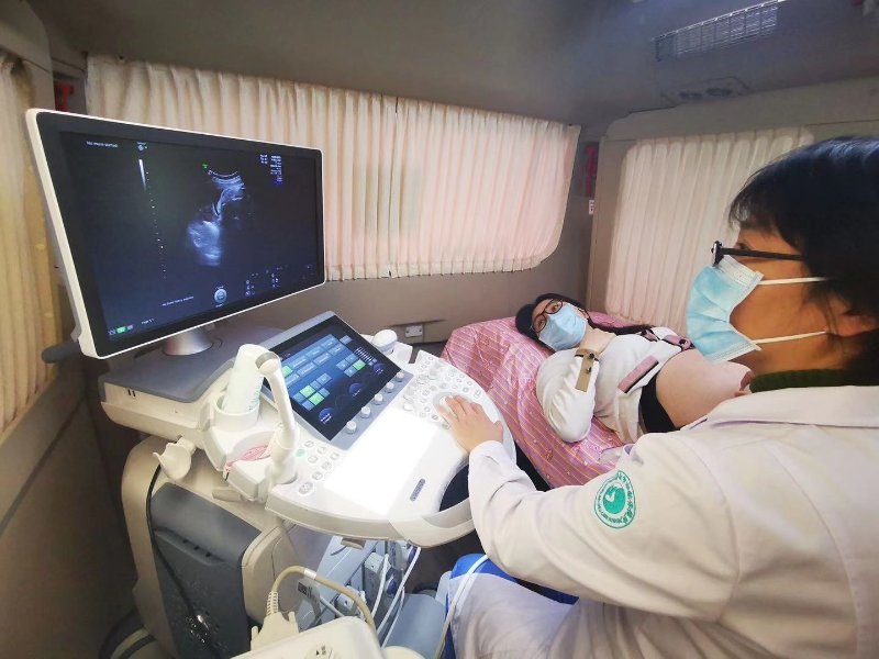 责任耀齐鲁|舒适医疗在身边 济南市妇幼保健院省内首推移动产检