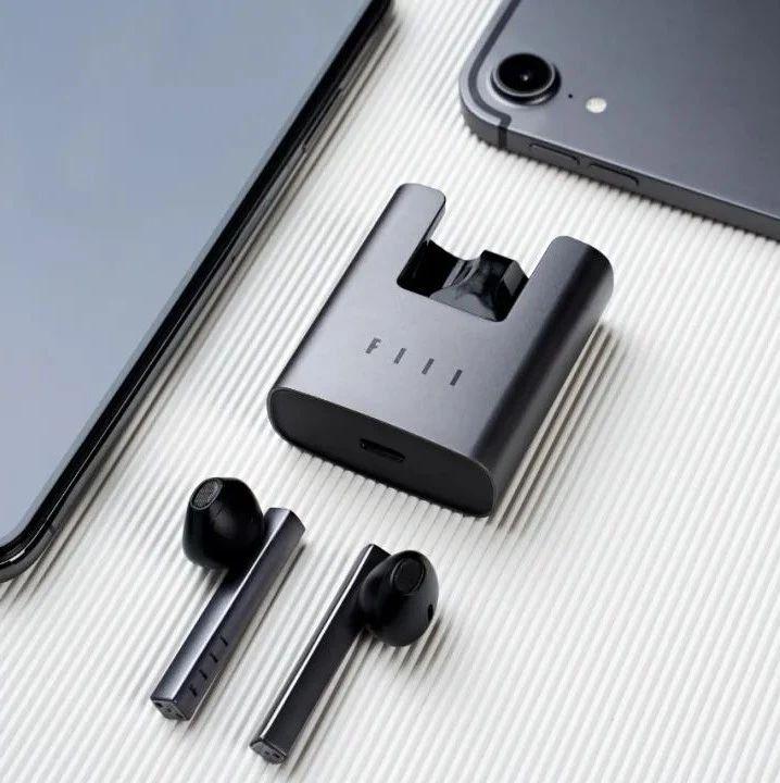 半入耳式真无线蓝牙耳机推荐,高颜值,大动圈,性价比炸裂