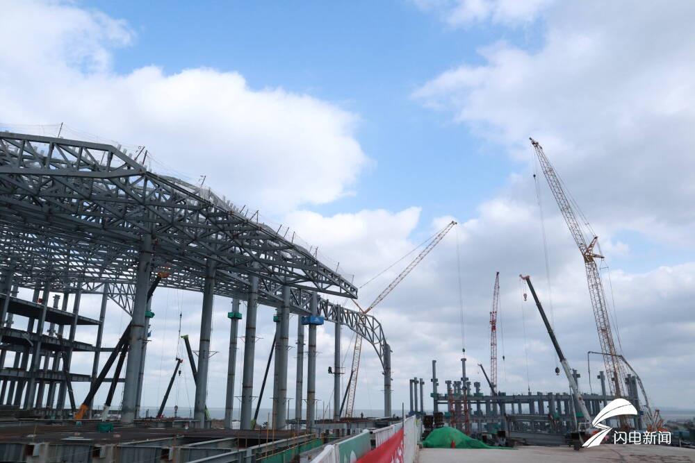 烟台重点工程巡礼⑤ | 引才引智,众多科创项目集聚八角湾中央创新区
