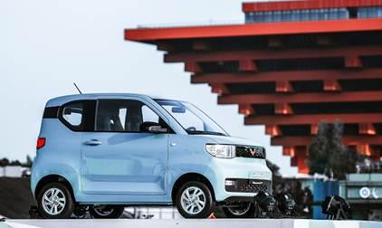 宏光MINIEV驱动新能源汽车后市场发展,衍生品也成电商爆款!