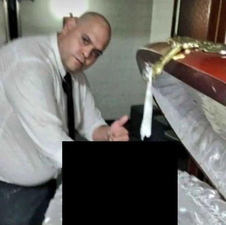 马拉多纳遗体被人摸脸自拍,殡葬工遭解雇+死亡威胁