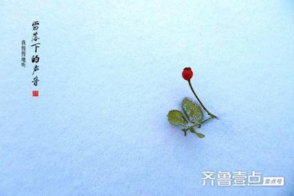 【诗歌欣赏】冬天会有雪花飘     文/房照远