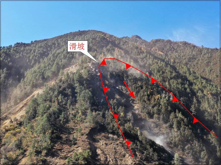 四川九龙县滑坡或因降雪融化导致 专家:已形成堰塞湖稳定性较差