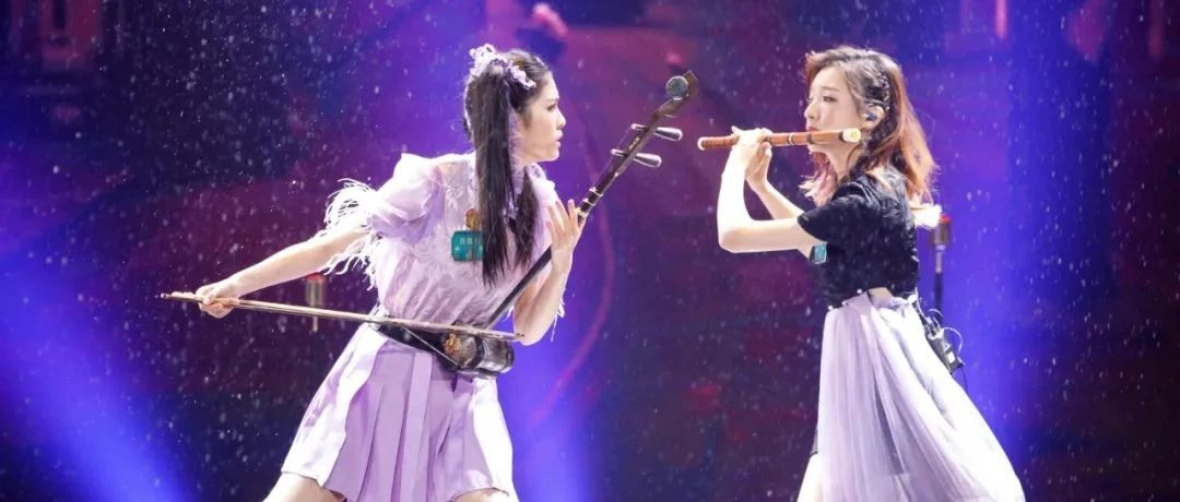 """四位青春美少女""""小宇宙""""爆发,用音乐剧打开国乐新世界!"""