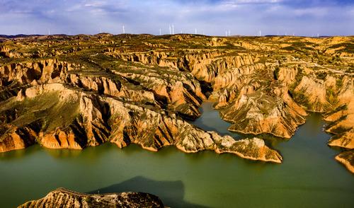 陕西在黄土高原累计治理水土流失5.5万平方公里