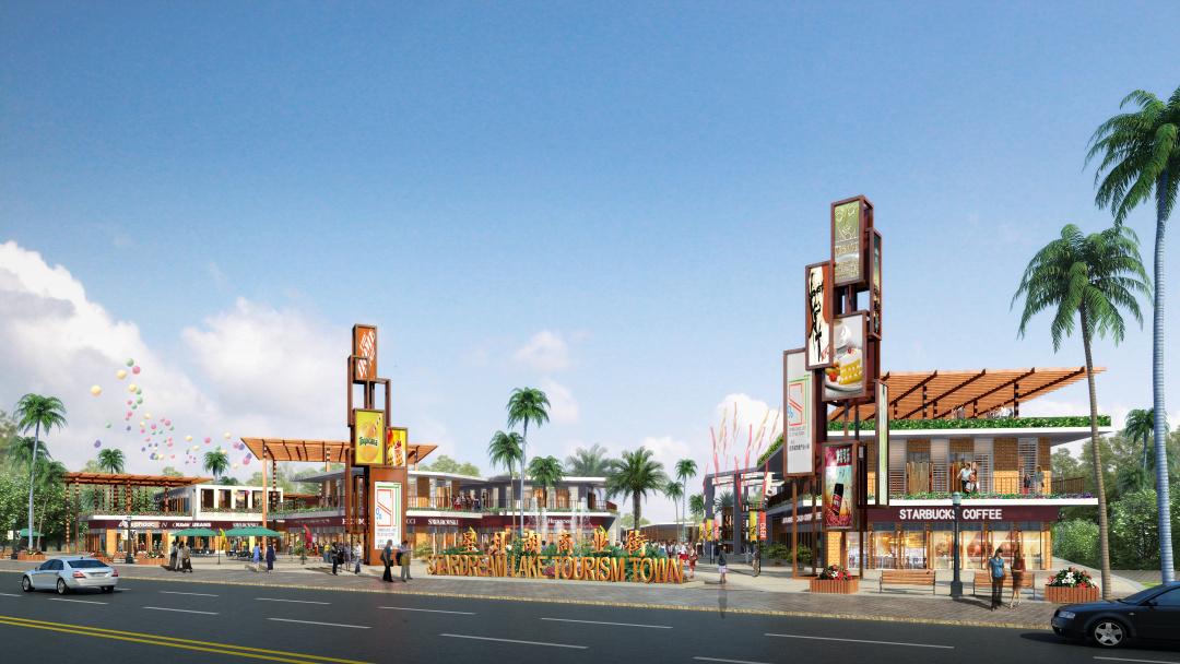 旅·居·商超维DNA梦想城,东南亚新兴热门价值高地