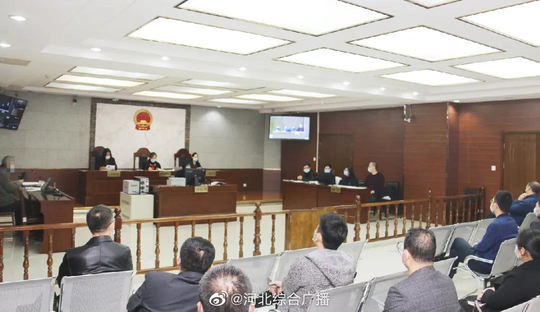 """石家庄桥西法院开展庭审观摩迎接""""国家宪法日"""""""