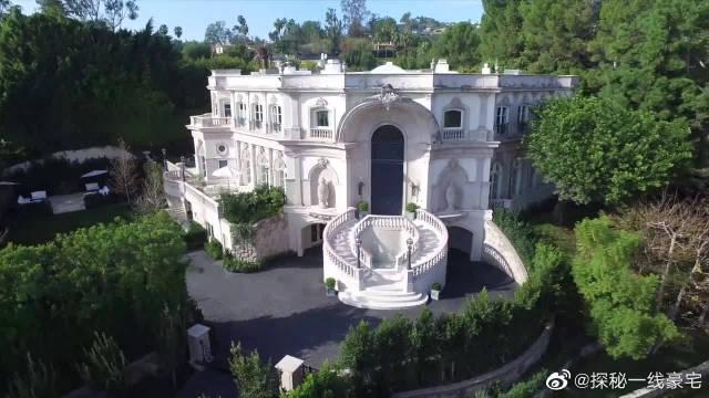 全球别墅欣赏系列2,欧洲最美城堡别墅,古欧贵族皇室风格…………