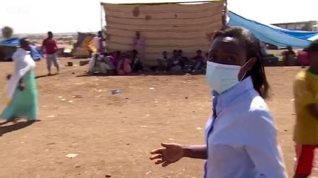 埃塞俄比亚总理艾哈·哈迈德,打算派军队袭击默克莱……
