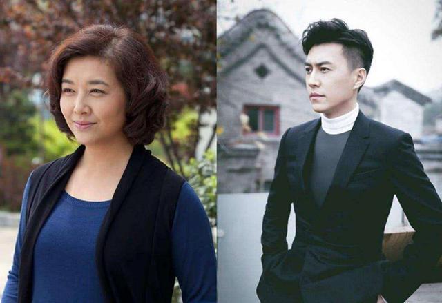 53岁江珊的丈夫近照曝光,比前任靳东还要帅,原来是大家熟悉的他